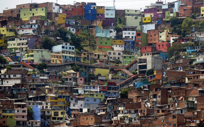 Colombian Delusion of Development