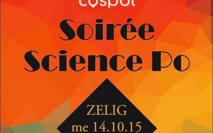 Soirée Science Po – Ce soir on déconstruit tout!