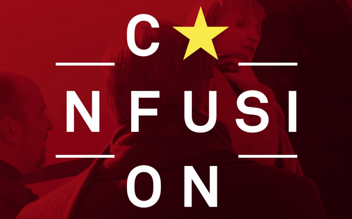 "Projection du film ""Confusion"""