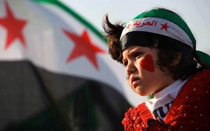 Soirée de solidarité avec le peuple syrien