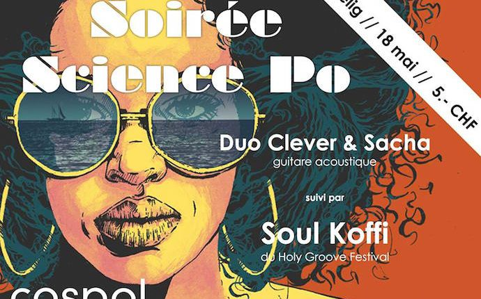 Soirée Science Po' : What the funk ?!
