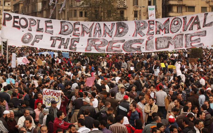 Arab uprisings: from street politics to global solidarities