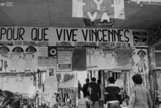 COSPOdocumentaire – Vincennes, l'université perdue