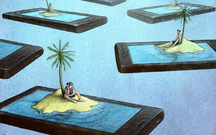 Essai d'essai : individuation et smartphone