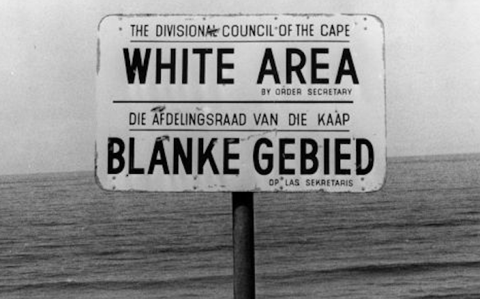 Informal Apartheid