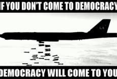 Vom demokratischen Frieden bis zum Regimewechsel: Der Fall der amerikanischen Intervention im Irak