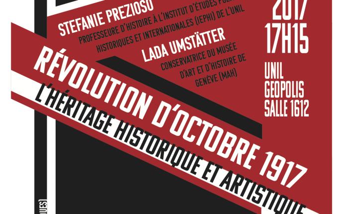 L'héritage historique et artistique de la Révolution d'octobre 17