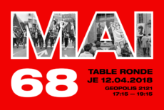 Table ronde : cinquantenaire de Mai 68